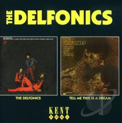 Delfonics - Delfonics/Tell Me This Is a Dream CD Cover Art