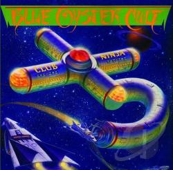 Blue Oyster Cult - Club Ninja CD Cover Art