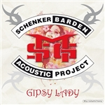 Barden, Gary / Gary Barden Acoustic Project / Schenker, Michael / Schenker-Barden - Accoustic CD Cover Art