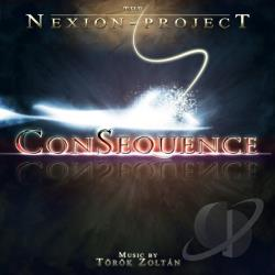 Nexion-Project (aka Ti�ri�k Zolti�n) - ConSequence CD Cover Art