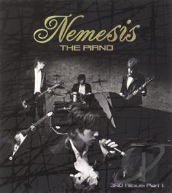 Nemesis (Astarte) - Piano CD Cover Art