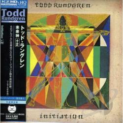 Rundgren, Todd - Initiation CD Cover Art