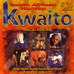 Kwaito: South African Hip Hop CD Cover Art
