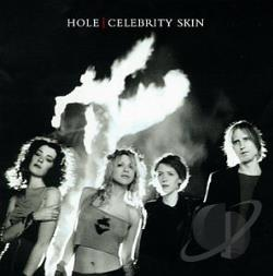 Hole - Celebrity Skin CD Cover Art