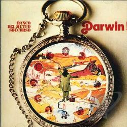 Banco Del Mutuo Soccorso - Darwin CD Cover Art