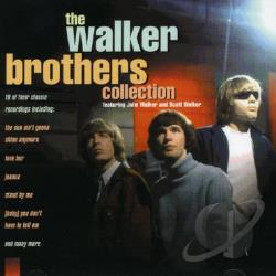 Walker Brothers - Collection CD Cover Art