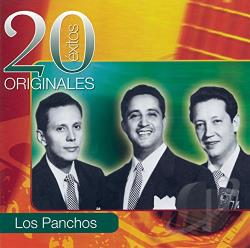 Los Panchos - 20 Exitos Originales CD Cover Art