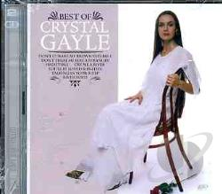 Gayle, Crystal - Best of Crystal Gayle CD Cover Art