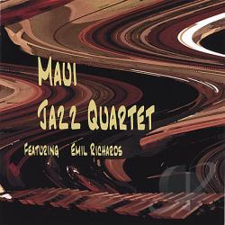 Richards, Emil - Maui Jazz Quartet CD Cover Art