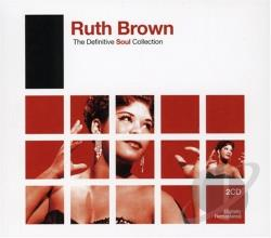 Brown, Ruth - Definitive Soul CD Cover Art
