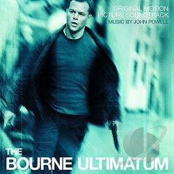 Powell, John - Bourne Ultimatum CD Cover Art
