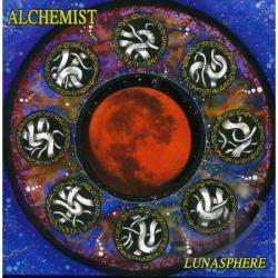 Alchemist - Lunasphere CD Cover Art