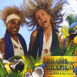 Brasil Brazil - Brasil Brazil 3 CD Cover Art