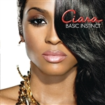 Ciara - Basic Instinct CD Cover Art