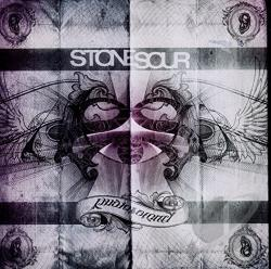 Stone Sour - Audio Secrecy CD Cover Art
