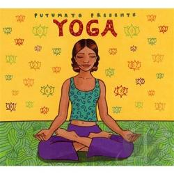Putumayo Presents: Yoga CD Cover Art