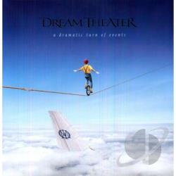 Dream Theater - Dramatic Turn Of Events LP Cover Art