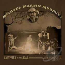 Murphey, Michael Martin - Campfire on the Road CD Cover Art