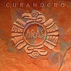 Curandero - Aras CD Cover Art