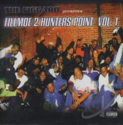 Fillmoe 2 Hunters Point Vol. 1 CD Cover Art