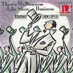 Broadway Showstoppers: There's No Business Like Show Business CD Cover Art