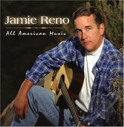 Reno, Jamie - All American Music CD Cover Art