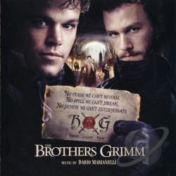 Brothers Grimm - Brothers Grimm CD Cover Art