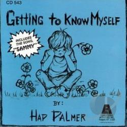 Palmer, Hap - Getting to Know Myself CD Cover Art