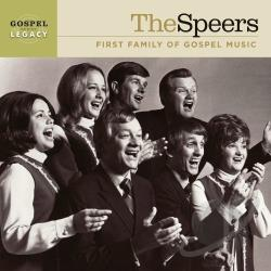Speers - First Family of Gospel Music CD Cover Art