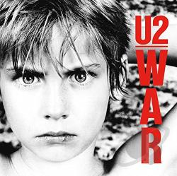 U2 - War CD Cover Art