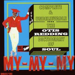 Redding, Otis - Dictionary Of Soul LP Cover Art