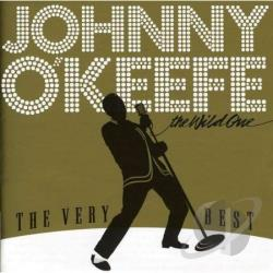 O'Keefe, Johnny - Very Best Of CD Cover Art