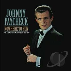 Paycheck, Johnny - Nowhere to Run: Little Darlin Years 1966-1979 CD Cover Art