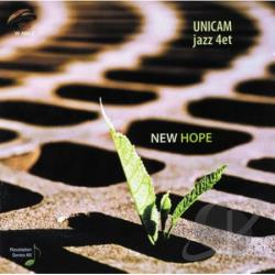 Unicam Jazz Quartet - New Hope CD Cover Art