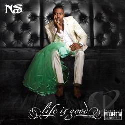Nas - Life Is Good CD Cover Art