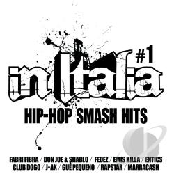 In Italia: Hip Hop Smash Hits CD Cover Art