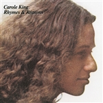 King, Carole - Rhymes & Reasons CD Cover Art