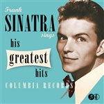 Sinatra, Frank - Sings His Greatest Hits CD Cover Art