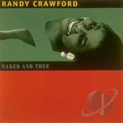 Crawford, Randy - Naked and True CD Cover Art