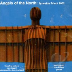 Angels Of The North - Tyneside Talent CD Cover Art