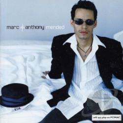 Anthony, Marc - Mended CD Cover Art