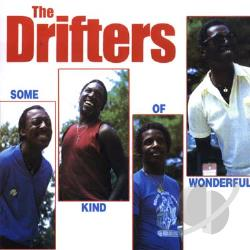 Drifters - Some Kind of Wonderful CD Cover Art