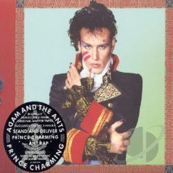 adam ant prince charming cd album