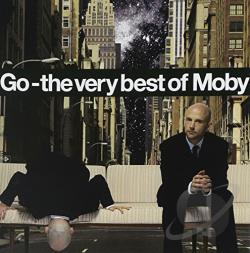 Moby - Go: The Very Best of Moby CD Cover Art