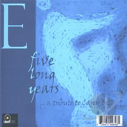 E - Five Long Years, A Tribute To Carey Bell CD Cover Art