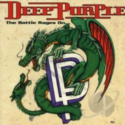 Deep Purple - Battle Rages On CD Cover Art