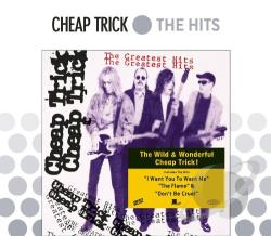 Cheap Trick - Greatest Hits CD Cover Art