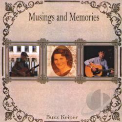 Keiper, Buzz - Musings & Memories CD Cover Art
