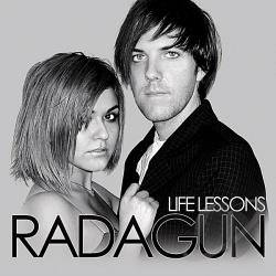 Radagun - Life Lessons CD Cover Art