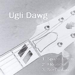 Ugli Dawg CD Cover Art